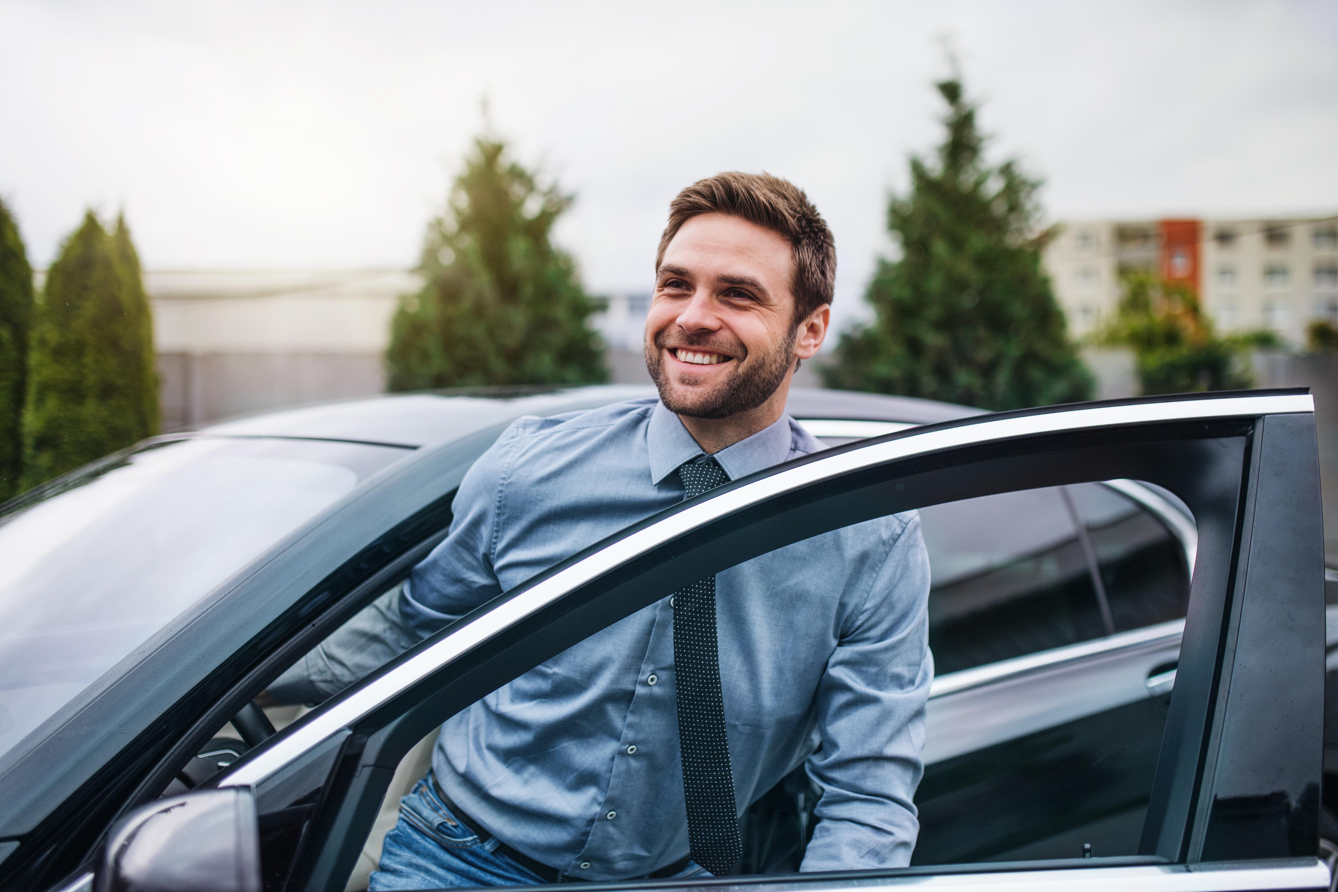 Sälj din bil hos GoCar!